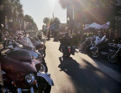 Good Motorcycle Morning visits the Leesburg Bikefest in Leesburg, FL